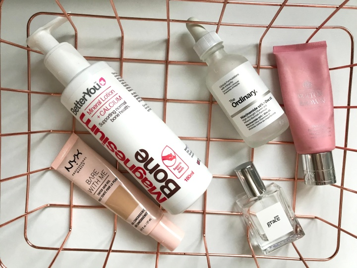 Product Empties | January21