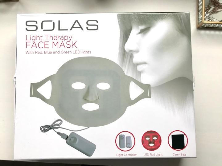 Visage LED Face MaskReview