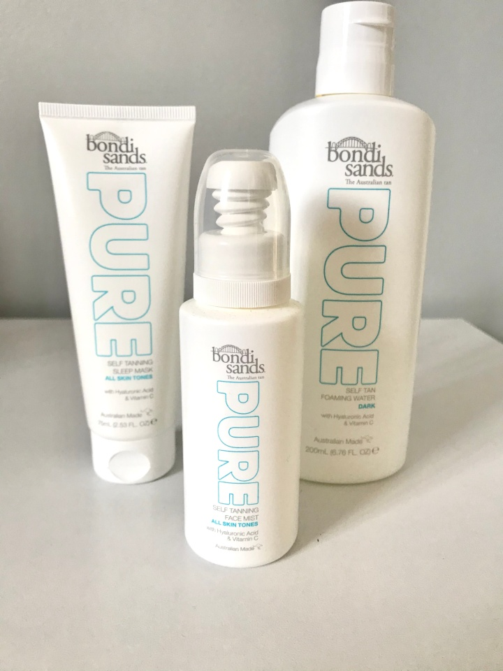 Bondi Sands Pure Review | March21